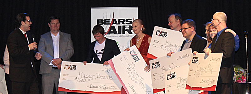 Kawartha Local, Blush Drop win 2016 Bears' Lair Competition