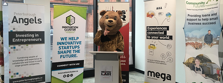 Entrepreneurs Hungry to Win Can Enter the  2018 Bears' Lair Competition
