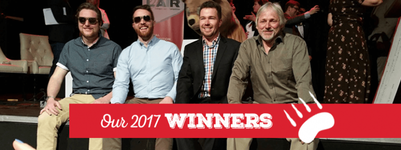 Lab Improvements and Loch win the 2017 Bears' Lair Entrepreneurial Competition